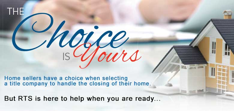your choice at Redstone Mortgage